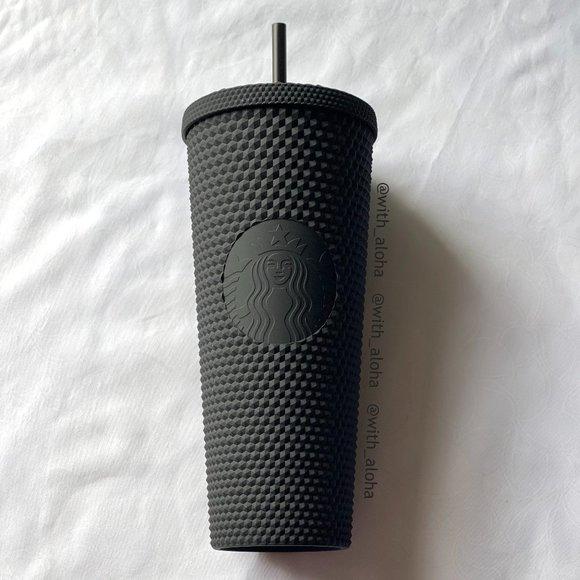 Rare 🍍🖤 Starbucks Matte Studded Tumbler
